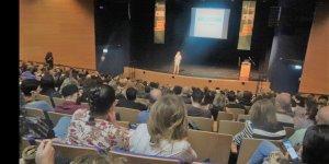 טלי אנגור – הרצאה בכנס 'רפואה פונקציונלית הדור הבא'