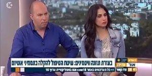C.A.T on Israeli TV (Channel 10)