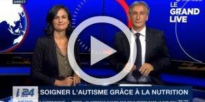 C.A.T בחדשותערוץ i24NEWS צרפת