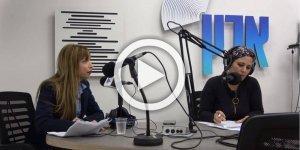 טלי אנגור בראיון לרדיו ארץ