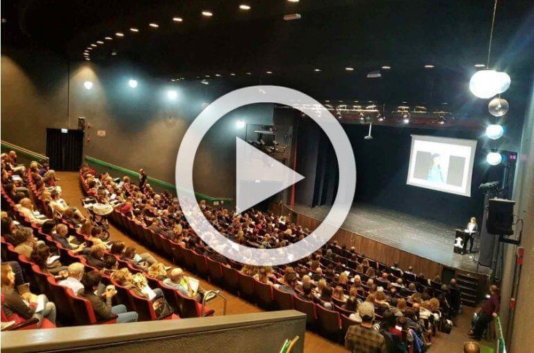 טלי אנגור - הרצאה על אוטיזם