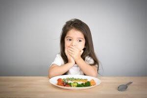 אוטיזם | אכילה סלקטיבית