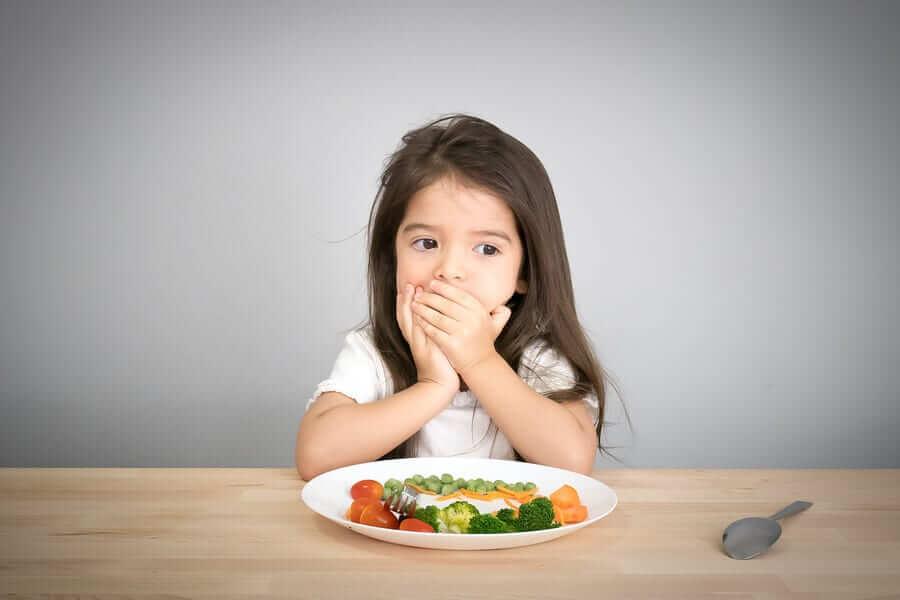 הפרעות אכילה בקרב ילדים המאובחנים על הספקטרום