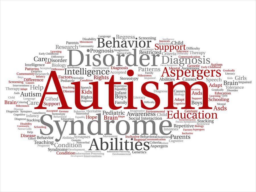 אוטיזם - נפנוף ידיים בעת התרגשות